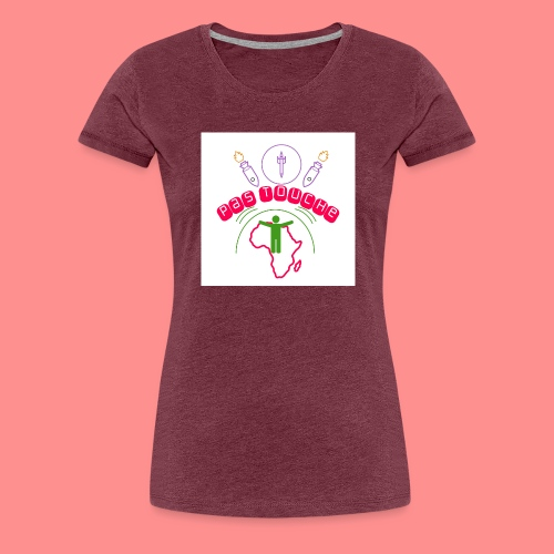 pastouche - T-shirt Premium Femme