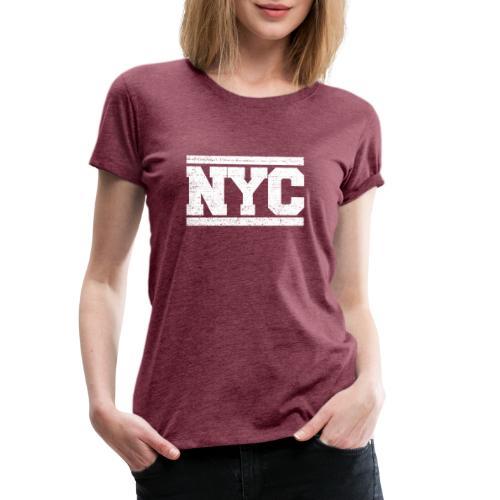 NYC - Camiseta premium mujer