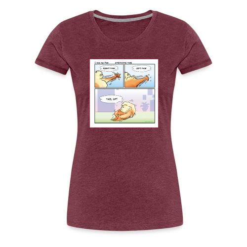 Stretching time - Maglietta Premium da donna