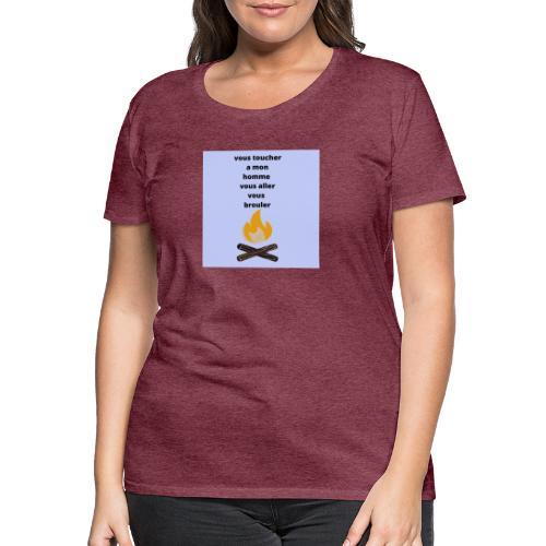 pour homme et femme - T-shirt Premium Femme