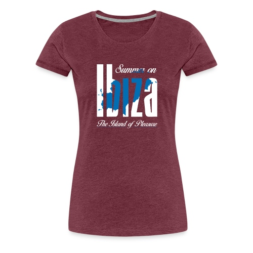 tmmibiza2017a - Women's Premium T-Shirt