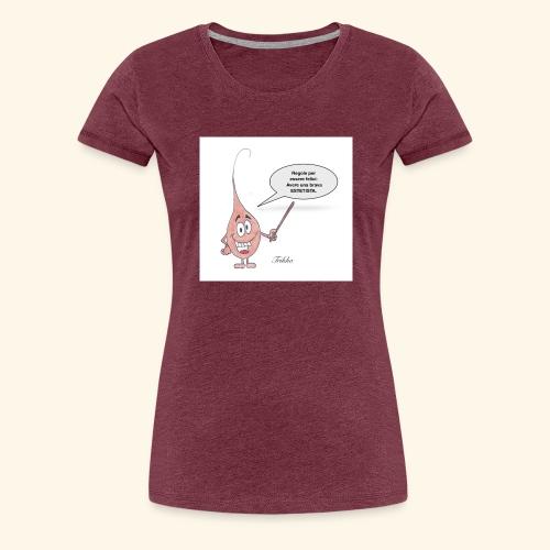 Estetica - Maglietta Premium da donna
