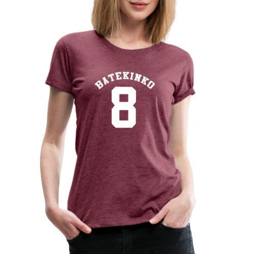 bk8 - Camiseta premium mujer