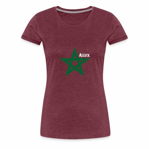 star marocaine - T-shirt Premium Femme
