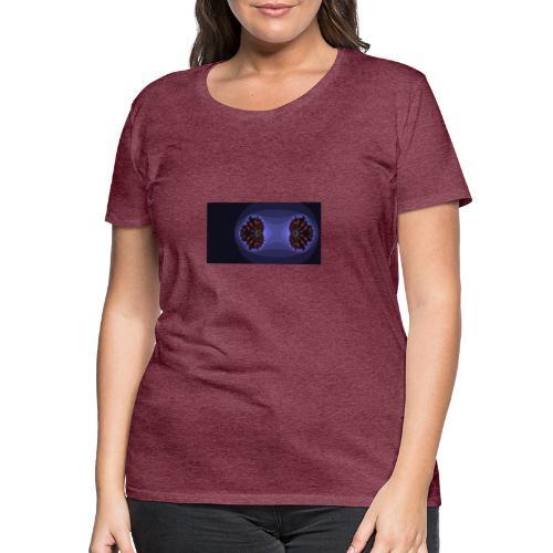 Fractal 0 - Women's Premium T-Shirt