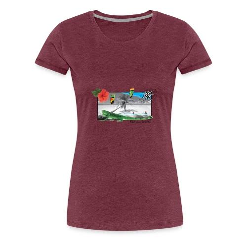 test t shirt - T-shirt Premium Femme