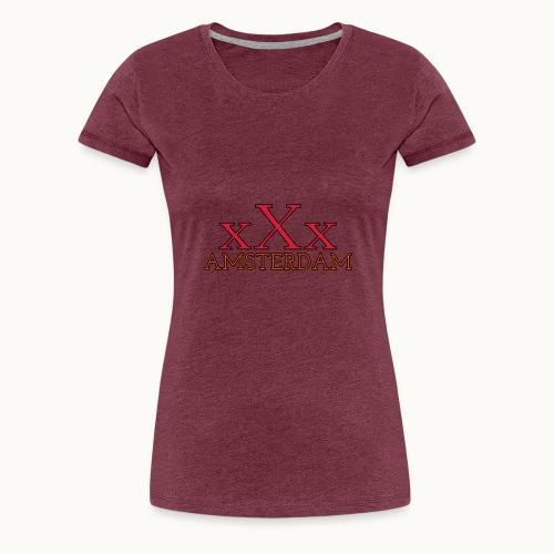 Amsterdam xXx - Frauen Premium T-Shirt