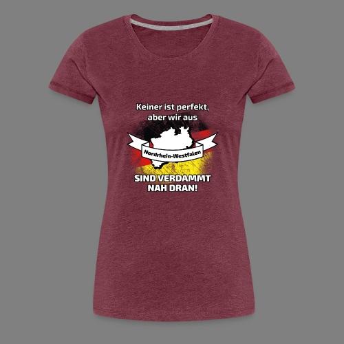 Nordrhein-Westfalen - Frauen Premium T-Shirt