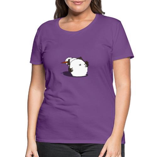 Pöchen - Frauen Premium T-Shirt