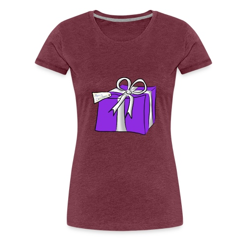 Geschenk - Frauen Premium T-Shirt