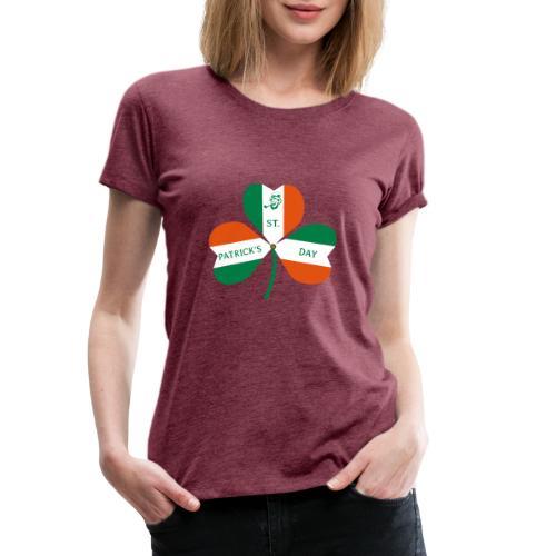 ST PATRICK'S DAY - Frauen Premium T-Shirt