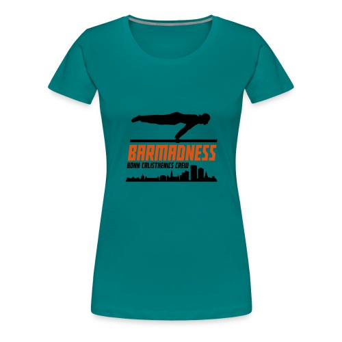 BML_Finak - Frauen Premium T-Shirt