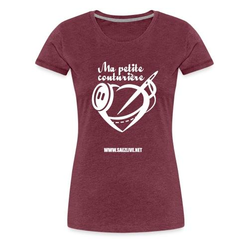 Ma petite couturière (version light) - T-shirt Premium Femme