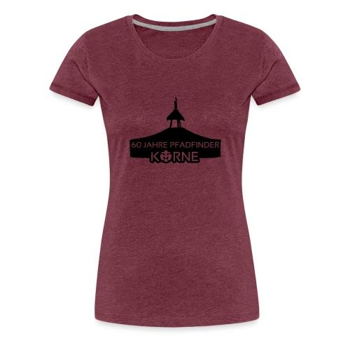 60 Jahre Pfadfinder Körne - Frauen Premium T-Shirt