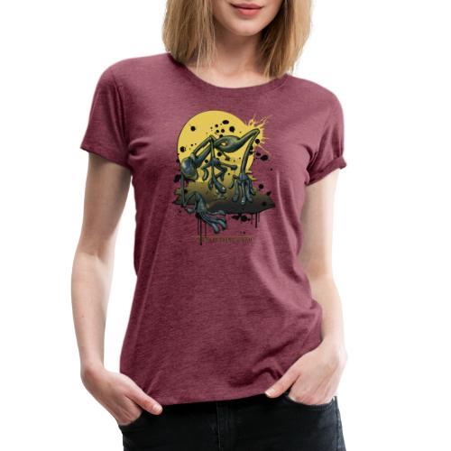 Elite & das Proletariat - Frauen Premium T-Shirt