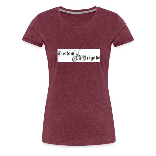 velo03 - T-shirt Premium Femme