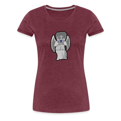 Bébé Ange Pleureur - T-shirt Premium Femme