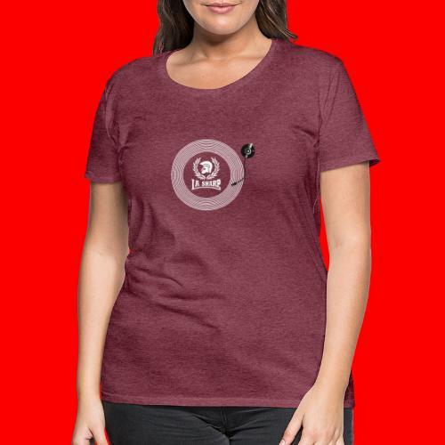 Disco La Sharp - Camiseta premium mujer