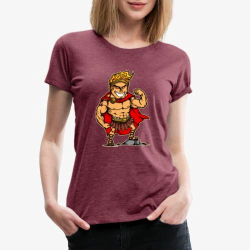 Hercules - T-shirt Premium Femme