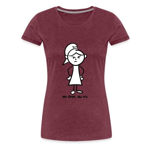 Milanas Reich - Mädchen - Frau - Frauen Premium T-Shirt