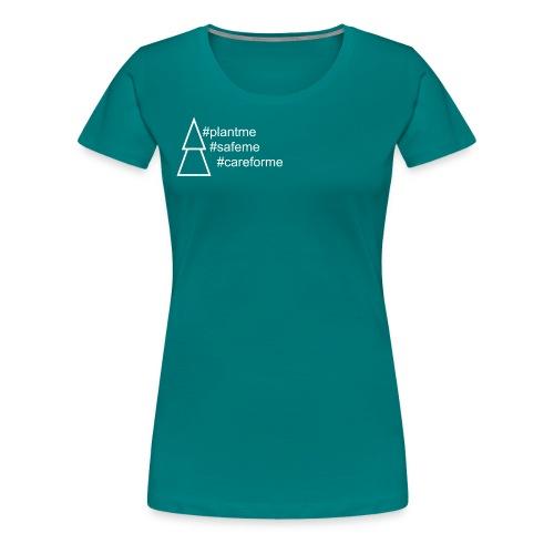 Plant me! - Frauen Premium T-Shirt