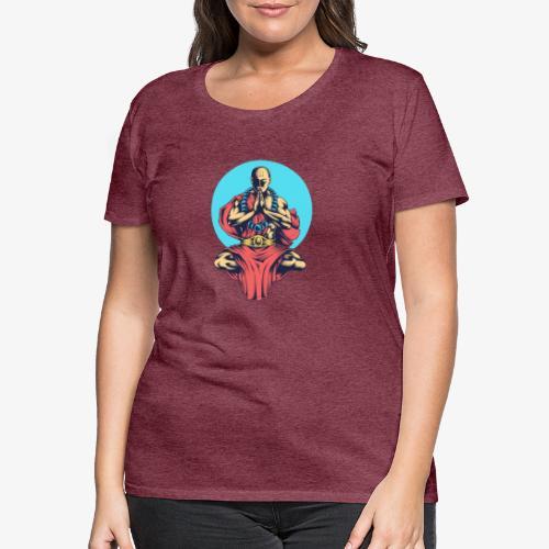 La paix intérieure - T-shirt Premium Femme