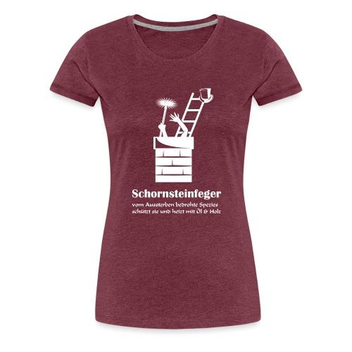 Beruf Schornsteinfeger - Frauen Premium T-Shirt