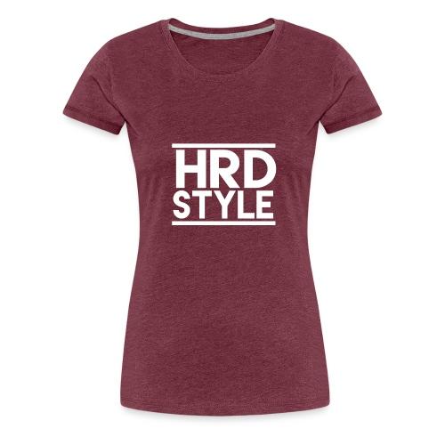Hardstyle Newstyle - Frauen Premium T-Shirt