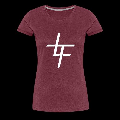 TL classique blanc - T-shirt Premium Femme