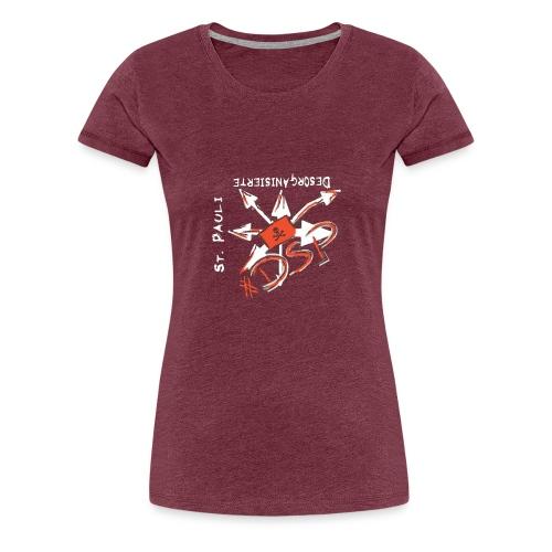 dsp_trans - Frauen Premium T-Shirt