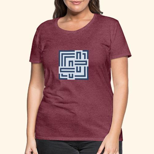12017 - Camiseta premium mujer