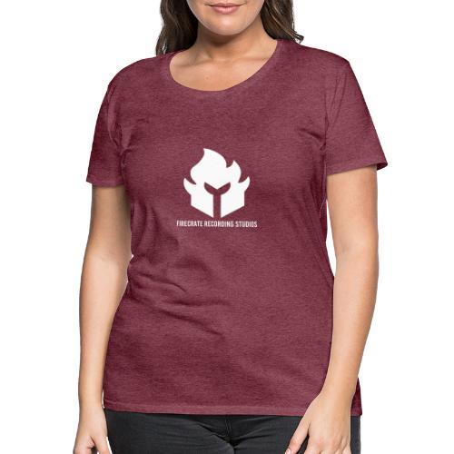 Firecrate Recording Studios - Vrouwen Premium T-shirt