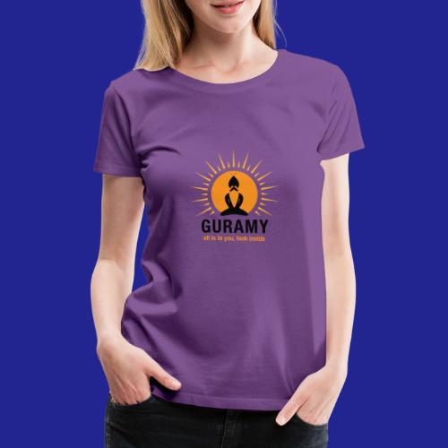 final nero con scritta - Women's Premium T-Shirt