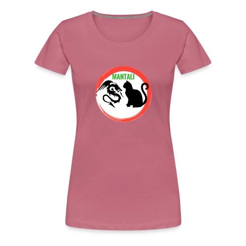 manf - Maglietta Premium da donna