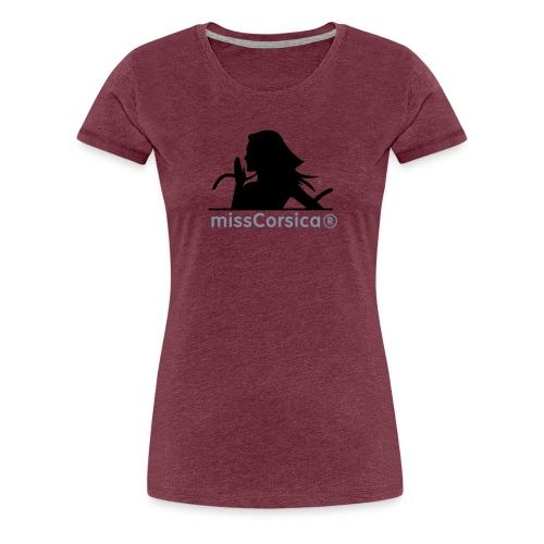 missCorsica 2B - T-shirt Premium Femme
