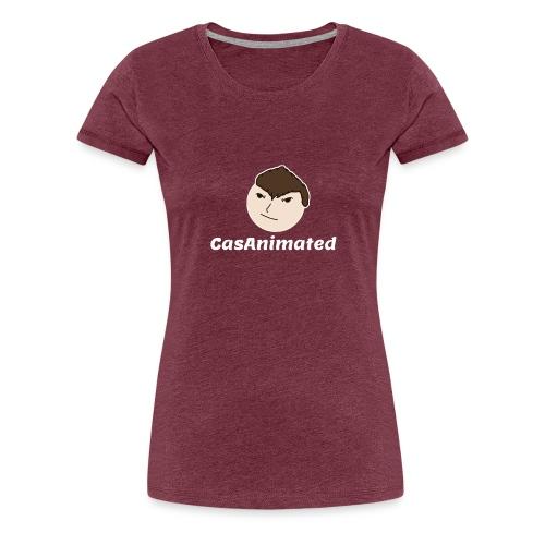 shirtlogo - Dame premium T-shirt
