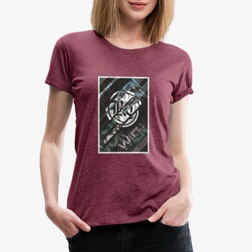Auf den Strassen von Wien - Frauen Premium T-Shirt