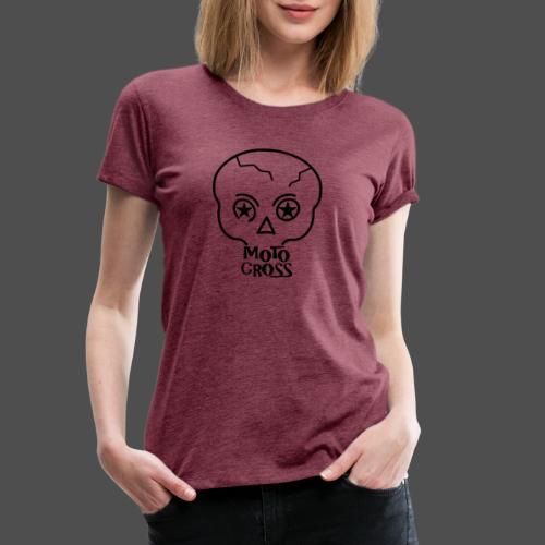 MX Skull No.5 - Koszulka damska Premium
