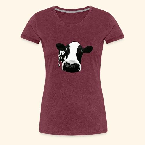 cow - Frauen Premium T-Shirt
