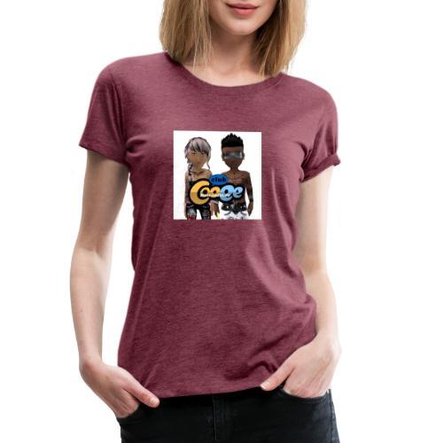 Hsm Club Cooee - Frauen Premium T-Shirt
