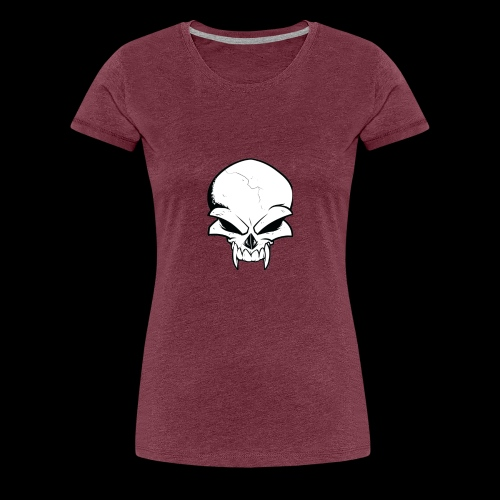 Skill Head - Frauen Premium T-Shirt