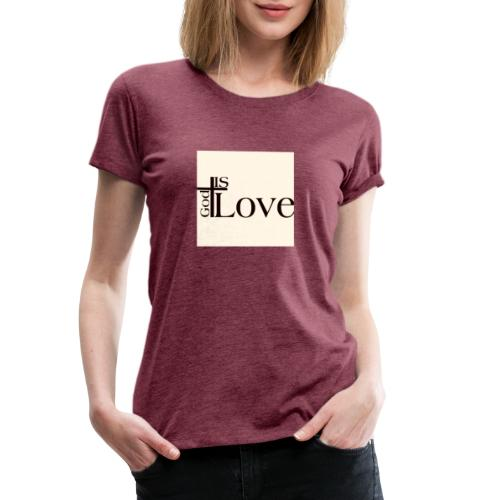 Good love - Women's Premium T-Shirt