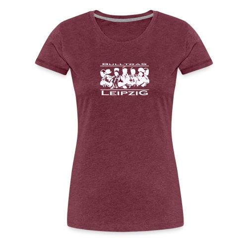 Kleber NEU Fertig png - Frauen Premium T-Shirt