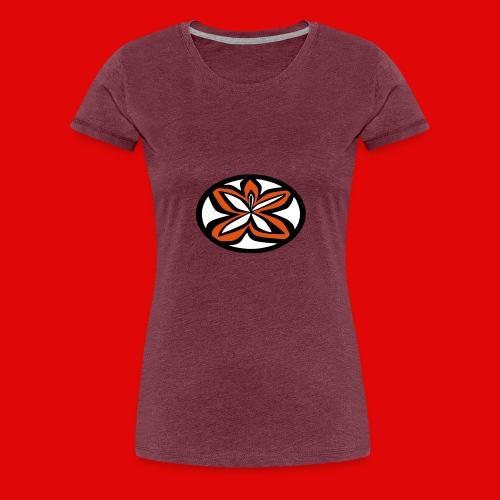 Fleur de printemps 4bis - T-shirt Premium Femme