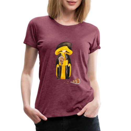 Koa Wiesn 2020 - Trauriges Münchner Kindl - Frauen Premium T-Shirt