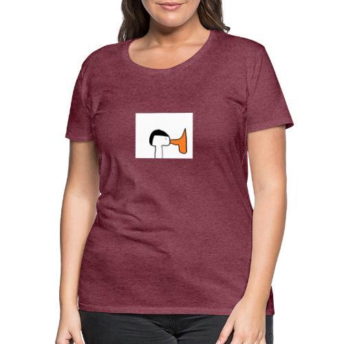 BlinguKläder - Premium-T-shirt dam