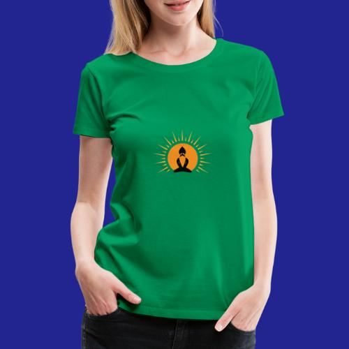 Guramylife logo black - Women's Premium T-Shirt