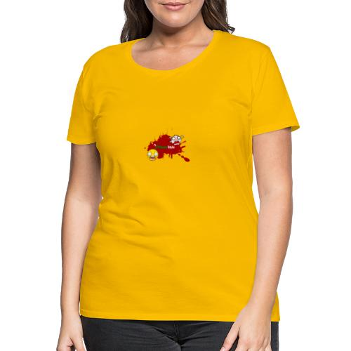 FitwayStyle 3 - Camiseta premium mujer