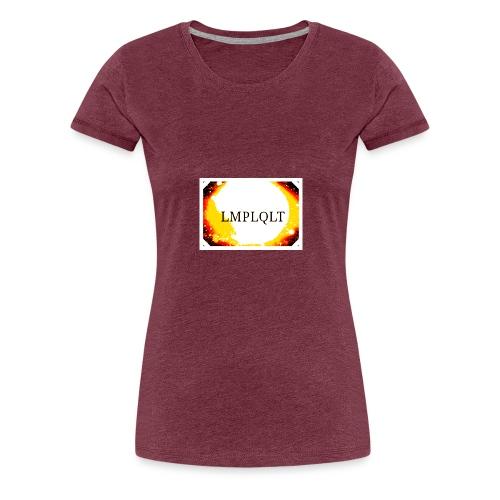 T SHIRT SIMPLY STYLE - T-shirt Premium Femme