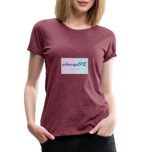 ebuyot - Maglietta Premium da donna